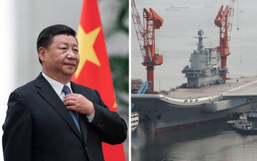 چین نے سمندر میں 1300کلو میٹر علاقہ ہر کسی کے لیے بند کر دیا کیونکہ کہ ۔۔۔ ایسی خبر آگئی کہ امریکہ کی نیندیں اُڑ گئیں