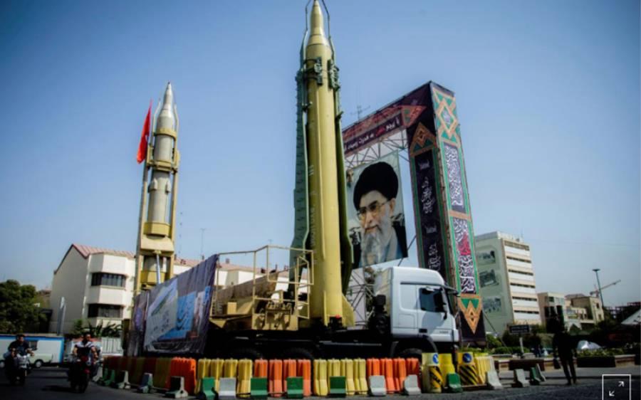 ایران نے اپنے میزائل عرب ملک پہنچا دیئے ، یہ ملک شام نہیں بلکہ ۔۔۔ ایسا انکشاف سامنے آگیا کہ پوری عرب دنیا میں کھلبلی مچ گئی
