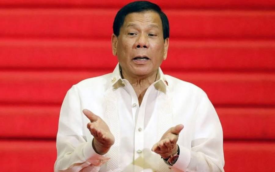 ''خواتین کے ساتھ جنسی زیادتی کے بڑھتے ہوئے واقعات کی اصل وجہ یہ ہے کہ ۔۔۔۔'' فلپائن کے صدر نے ایسا شرمناک ترین بیان دے دیا کہ عورتوں کا غصہ آسمانوں کو چھونے لگا