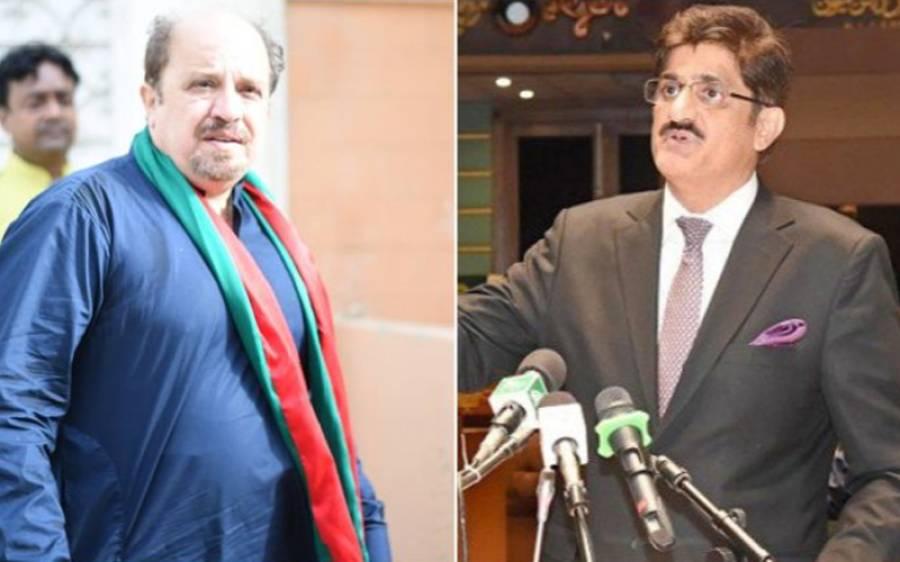 وزیراعلیٰ سندھ اور اپوزیشن لیڈر کے درمیان دلچسپ جملوں کا تبادلہ،ایوان قہقہوں سے گونج اٹھا