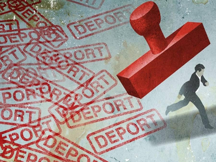 امریکہ میں غیر قانونی مقیم پاکستانیوں کو بے دخل کرنے کے لئے حکمت عملی تیار