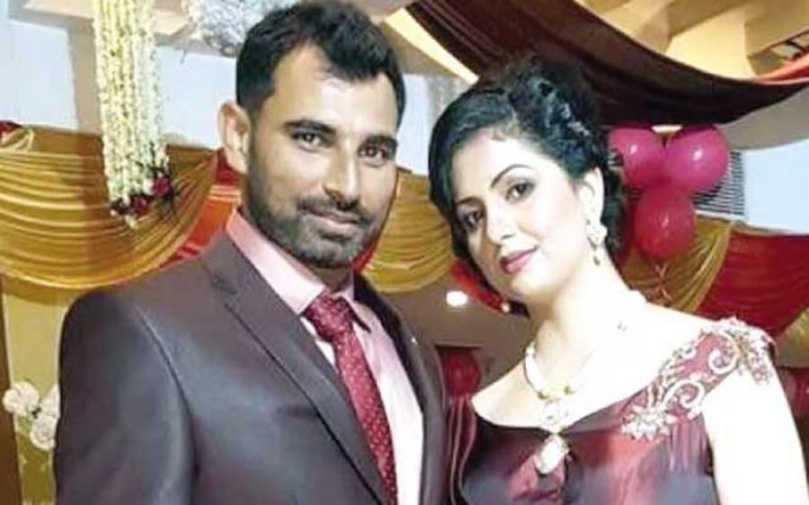 بیگم سے جان کا خطرہ ہے، بھارتی فاسٹ بولر شامی نے سیکیورٹی طلب کرلی