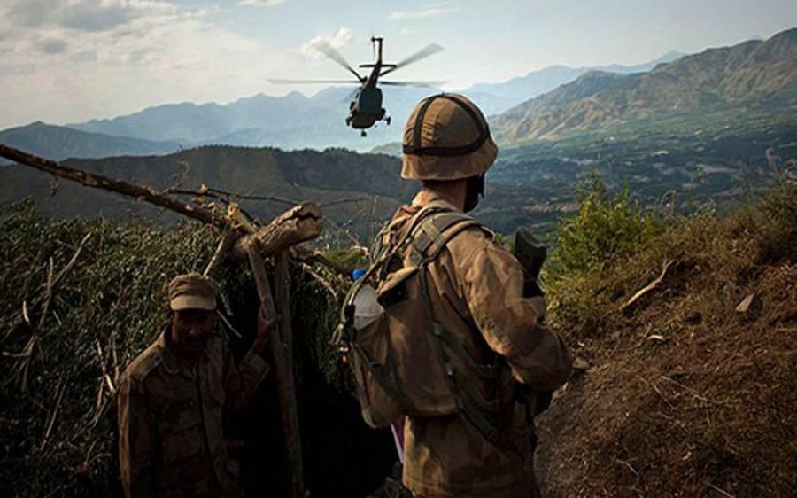 سرحد پار سے پاک فوج کی چوکی پر حملہ: جوابی کارروائی میں 7 دہشت گرد مارے گئے