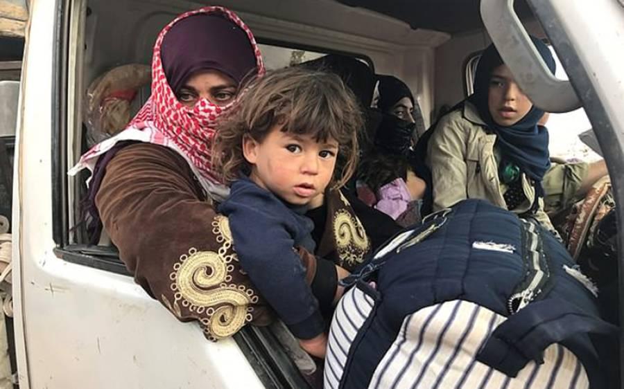 شام میں جنگ بندی، خاندان والے 4 سال بعد واپس اپنے گھر پہنچے تو کیا منظر تھا؟ دیکھ کر ہر کسی کے ہوش اُڑگئے کیونکہ۔۔۔