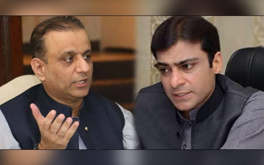 علیم خان کا حمزہ شہبازکے خلاف مقدمہ درج کرانے کا اعلان