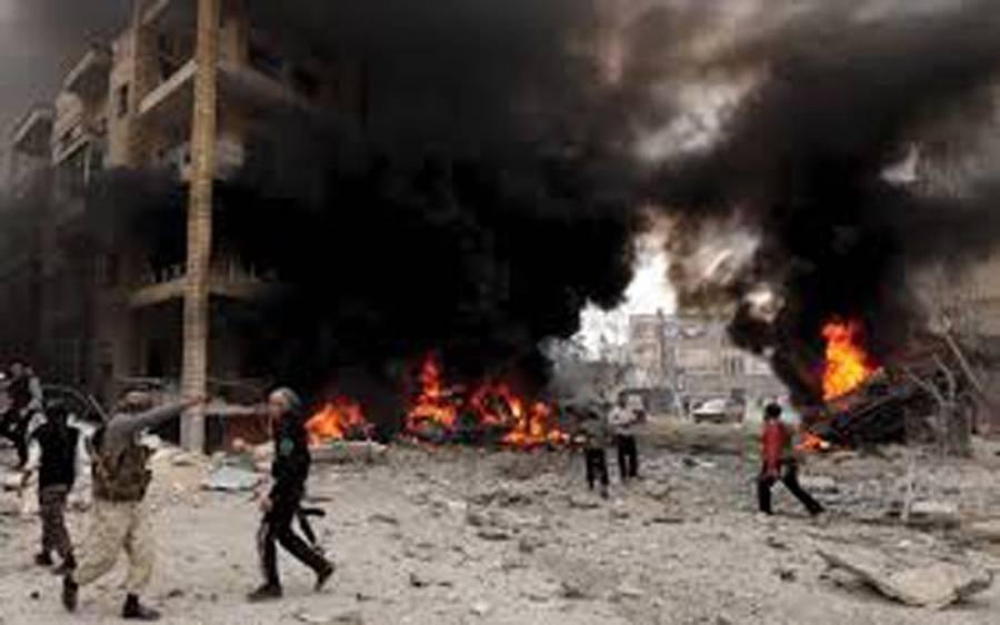 جب شام کے شعلے پوری دنیا کو لپیٹ میں لے لیں گے