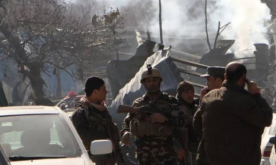افغانستان میں پارلیمانی انتخابات، کابل دھماکوں سے گونج اٹھا، کنڑ، فراہ اور غور صوبے میں بھی شدت پسند متحرک