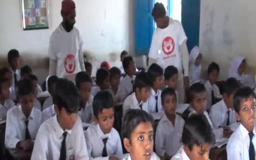 لندن کی فلاحی تنظیم مسلم روز کے تعاون سے چلنے والا سکول تھر کے بچوں کو تعلیم کے زیور سے آشنا کرنے لگا