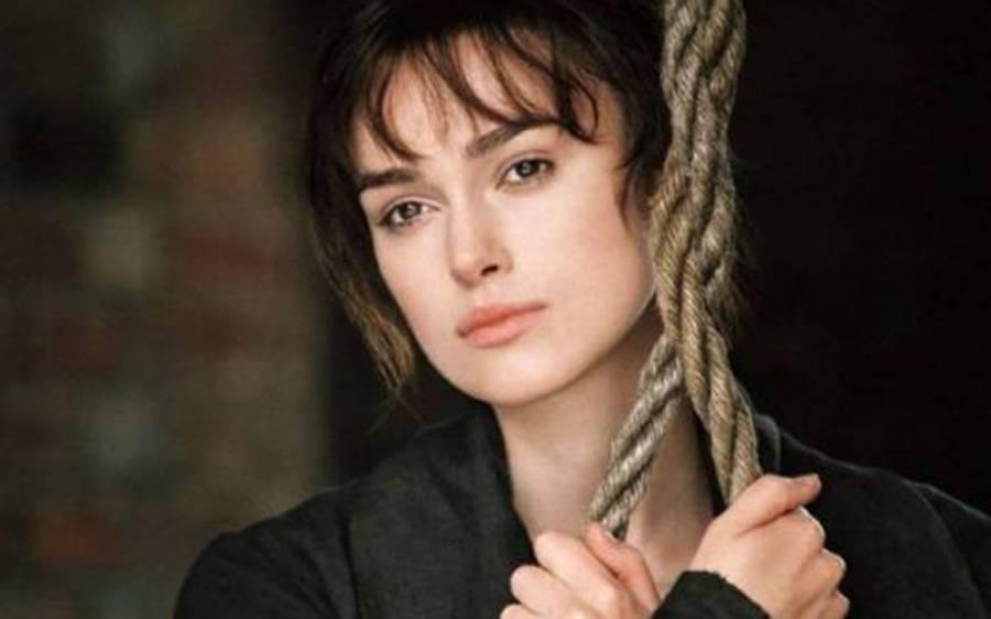 ہالی ووڈ اداکارہ '' کیئرا نائٹلی '' نے اپنی بیٹی پر ڈزنی فلمیں دیکھنے پر پابندی لگا دی