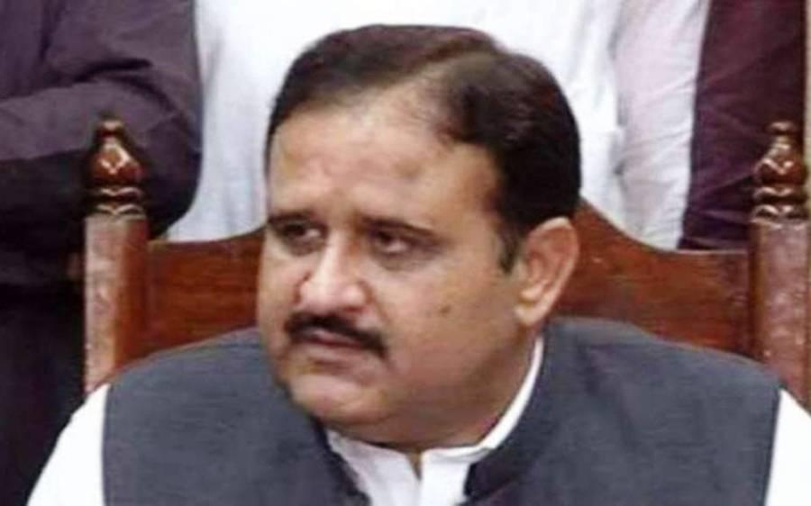 نئے پاکستان کی تعمیر کی جدوجہد میں سب کوکردار ادا کرنا ہوگا ' عثمان بزدار