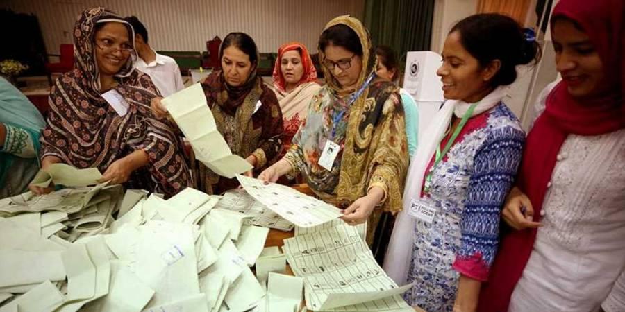 تحریک انصاف کو ہوم گراﺅنڈ پر بڑا دھچکا ، کراچی سے قومی و صوبائی اسمبلیوں کی دونوں نشستوں پر میدان مار لیا ،ایم کیو ایم کا نتائج تسلیم کرنے سے انکار