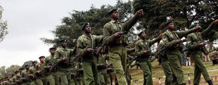 قومی خزانہ لوٹنے کا الزام ، ایتھوپیا میں 27جنرلز سمیت فوج کے 63اہلکاروں کوگرفتار کرلیا گیا