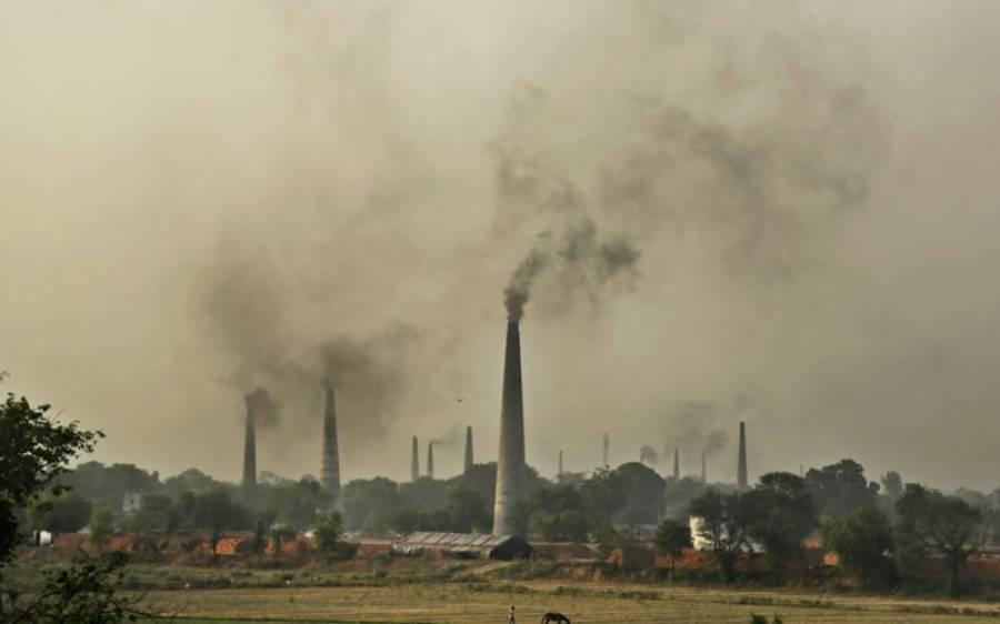 پنجاب کے 11 اضلاع میں اینٹوں کے بھٹوں پر پابندی کا نوٹیفکیشن جاری