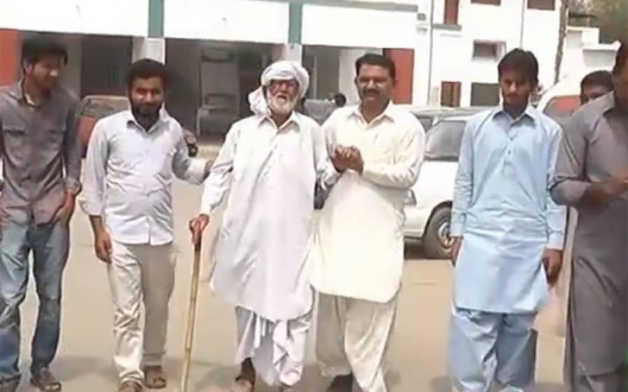 بانی پاکستان قائداعظم محمد علی جناح ؒکے محافظ رحیم بخش 93 سال کی عمر میں انتقال کرگئے
