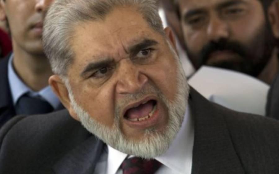 ملک کے معروف ترین وکیل کے بینک اکاﺅنٹس منجمد کر دیئے گئے