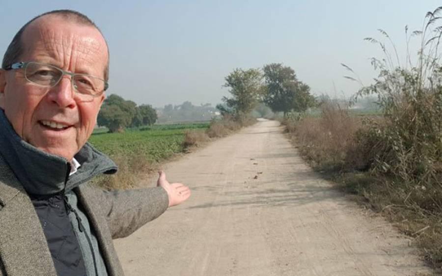 جرمن سفیر مارٹن کوبلر کے سڑک بارے سوالات پر خیبرپختونخوا حکومت بھی میدان میں آگئی، کرارا جواب دیدیا