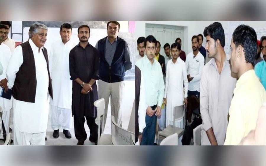 پسماندہ علاقوں کے طلبا کو کمپوٹر کی تعلیم دینا صوبائی حکومت کی ترجیح ہے: سید نور علی شاہ