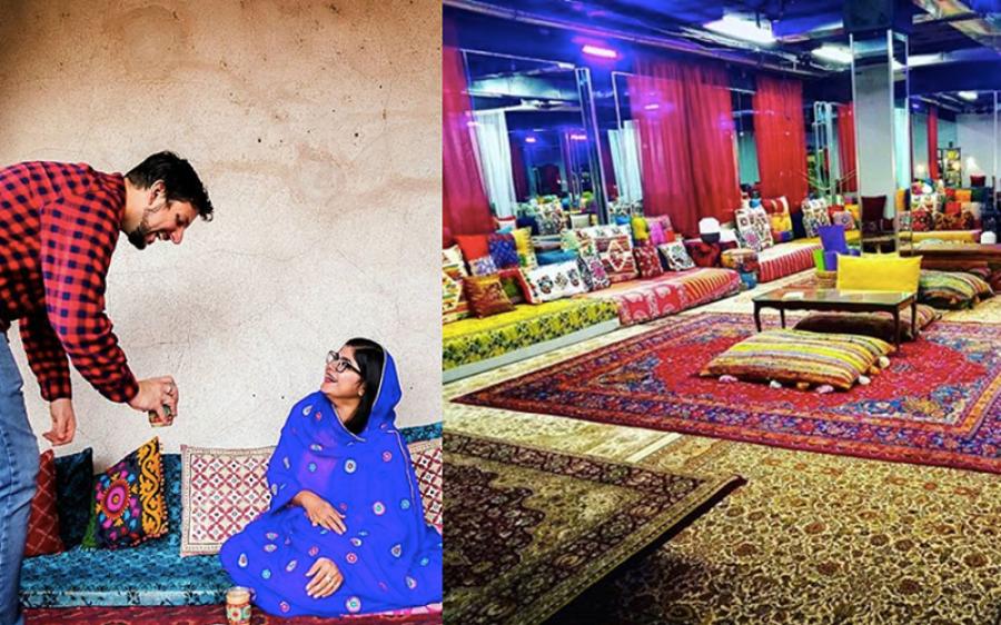 پاکستانی امریکی جوڑا جس نے نیویارک میں چائے کا ڈھابہ کھول لیا، ان کی پریم کہانی بھی ایسی کہ ہر کسی کا دل لوٹ لیا