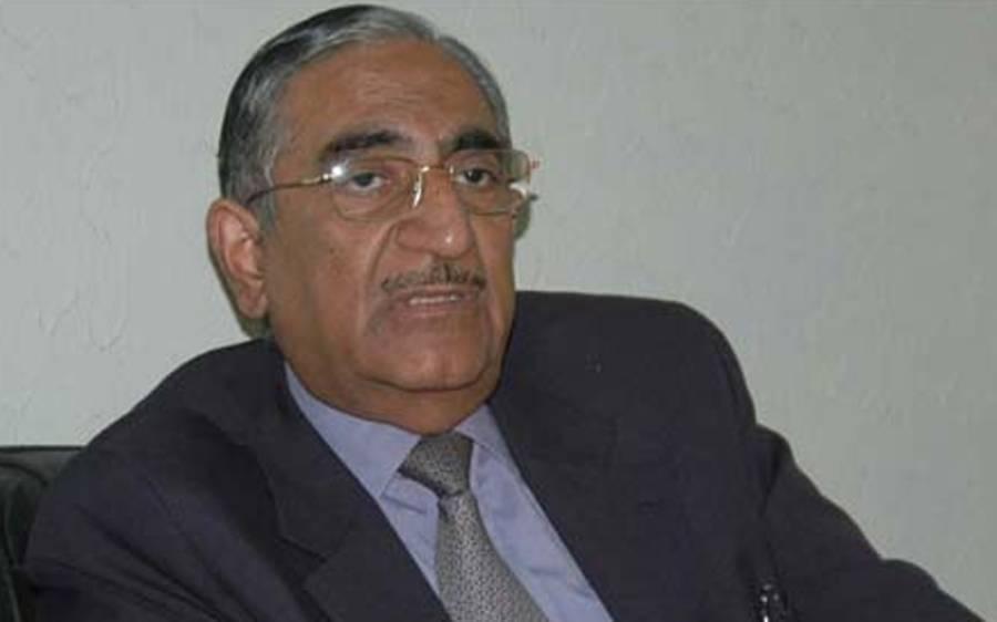 مسلم لیگ ن کی حکومت نے تھرکول منصوبے کی فنڈنگ روک دی تھی :ڈاکٹر ثمر مبارک مند کا انکشاف