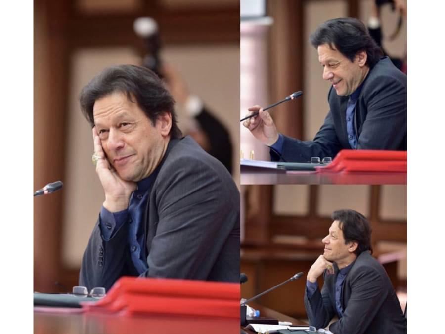 وزیراعظم عمران خان سے چینی پاور کمپنی کے چیئرمین کی ملاقات،سرمایہ کاری کی پیشکش کردی