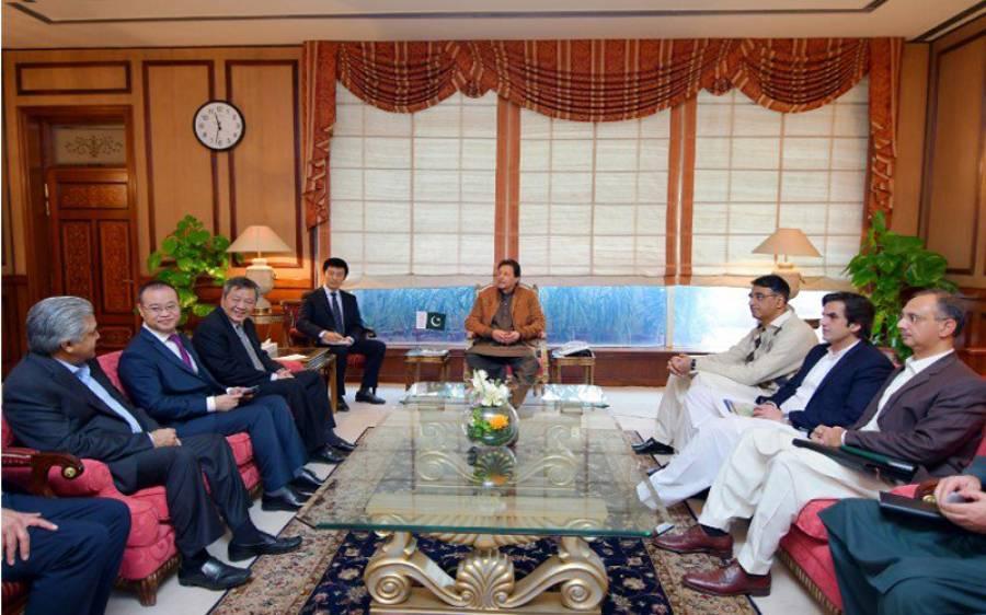 شنگھائی الیکٹرک پاورکمپنی کی وزیر اعظم کو پاکستان میں 400 ملین ڈالر کی سرمایہ کاری کی پیشکش