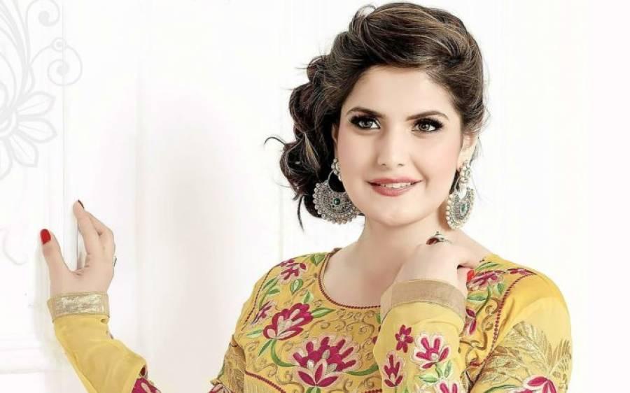 اداکارہ زریں خان نے اپنے ہی منیجر کیخلاف مقدمہ کرادیا لیکن وجہ کیا بنی؟ جان کر آپ کے گال بھی شرم سے لال ہوجائیں گے