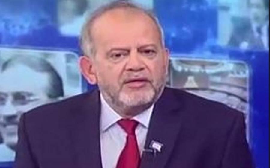 """""""سنسر شپ میڈیا پر نہیں بلکہ ان پر لگائیں کیونکہ۔۔۔"""" سلمان غنی نے ایسی بات کہہ دی کہ آپ بھی ان کی حمایت کریںگے"""