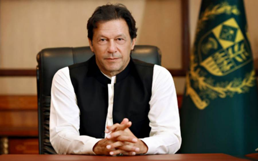 """وزیر اعظم عمران خان ایک مرتبہ پھر""""پکڑے"""" گئے"""
