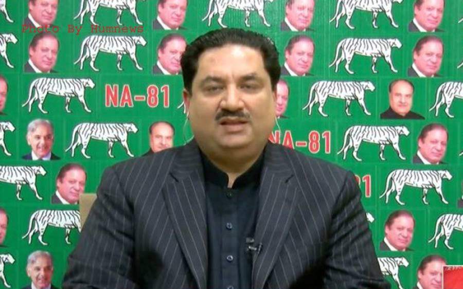 وزیر اطلاعات اور وزیر مواصلات سے این آر او مانگا ہی نہیں جا سکتا،نئی حکومت میں ''پرانے پاکستان '' والے کام ہو رہے ہیں:خرم دستگیر