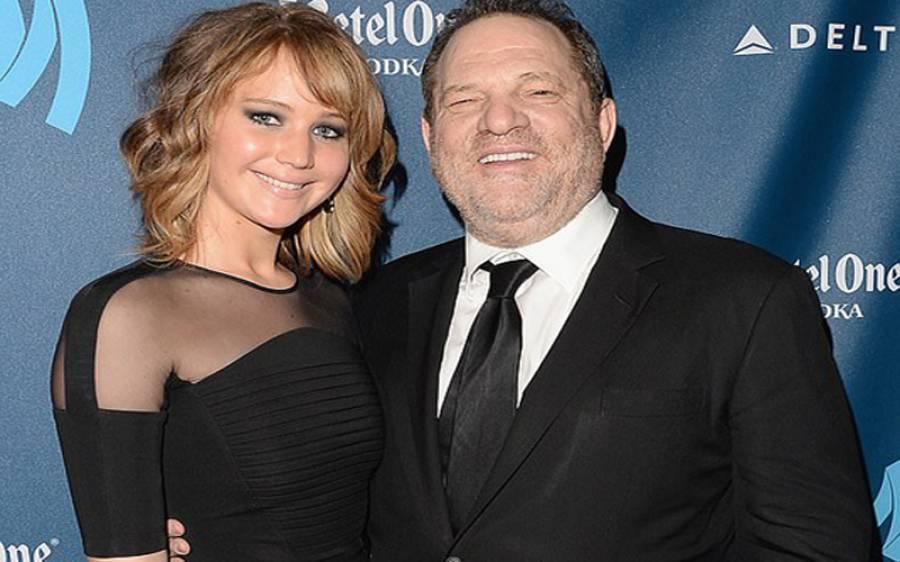 'میں اس شخص کے ساتھ نہیں سوئی ' ہالی ووڈ اداکارہ جینیفر لارنس صاف مکر گئیں