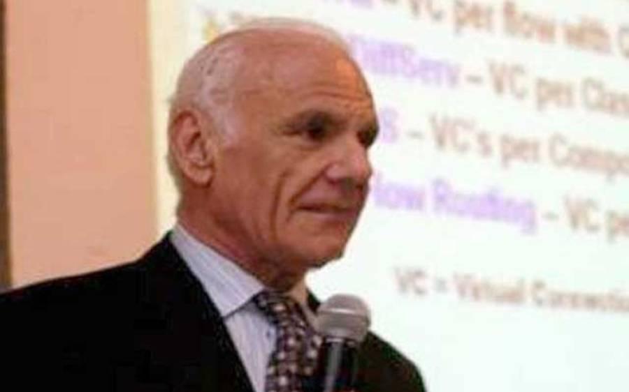 انٹرنیٹ کے خالق سائنسدان لاری روبرٹس انتقال کر گئے