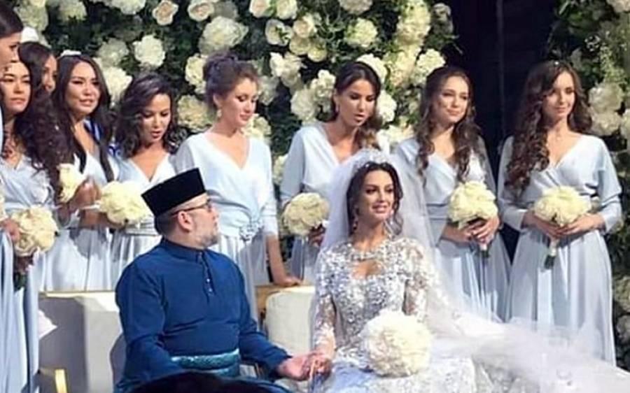 ملائشیا کے بادشاہ تخت سے دستبردار لیکن استعفے سے قبل روسی حسینہ کیساتھ کیا چلتا رہا اور وہ کن کاموں کے شوقین ہیں؟ وہ بات جوشاید آپ کو معلوم نہیں
