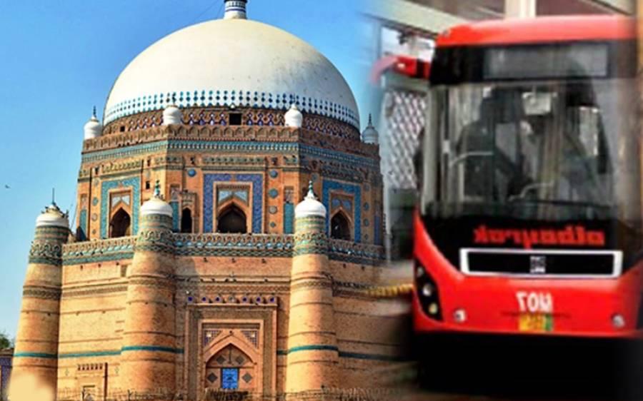 پنجاب ماس ٹرانزٹ اتھارٹی نے لاہوراورملتان میں چلنے والی سپیڈوبسوں کا کرایہ بڑھانےپرغور شروع کر دیا