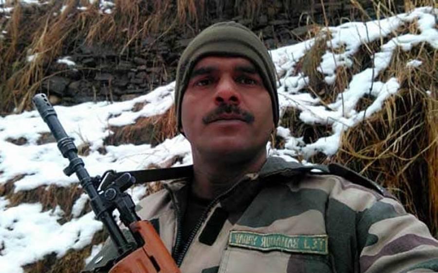 بھارتی فوج کی جانب سے دی جانے والی روٹی پر ویڈیو بنانے والے تیج بہاد ر کے بیٹے کی کمرے سے لاش برآمد ، موت کس طرح ہوئی ، حیران کن خبر آ گئی