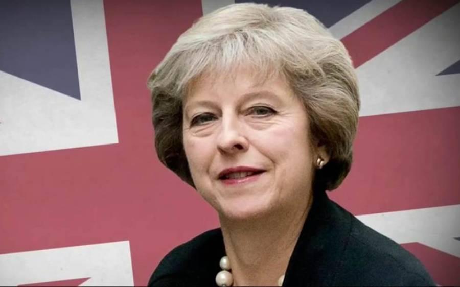 برطانوی وزیر اعظم ٹریزا مے کے بریگزٹ پلان بی پر ووٹنگ 29 جنوری کو ہو گی
