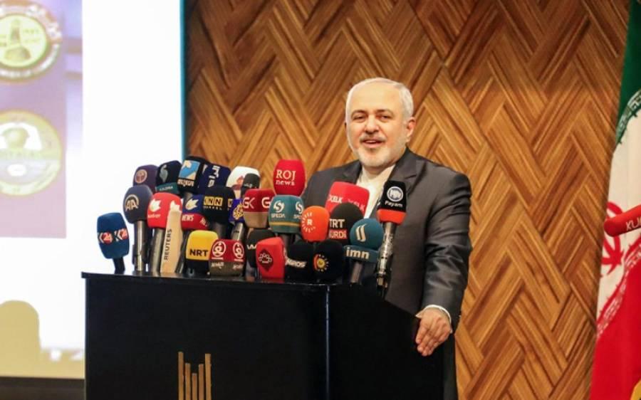 پروٹوکول کے منافی ایرانی وزیر خارجہ کا عراقی قبائلی عمائدین سے خطاب، سیاسی اور عوامی حلقوں کی طرف سے سخت اظہارناراضی