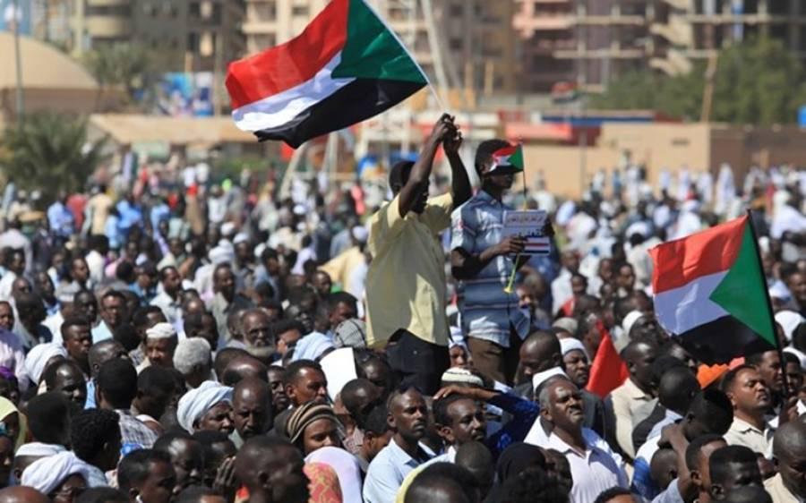 سوڈان میں حکومت مخالف مظاہروں کی تحقیقات کے لیے انکوائری کمیشن قائم