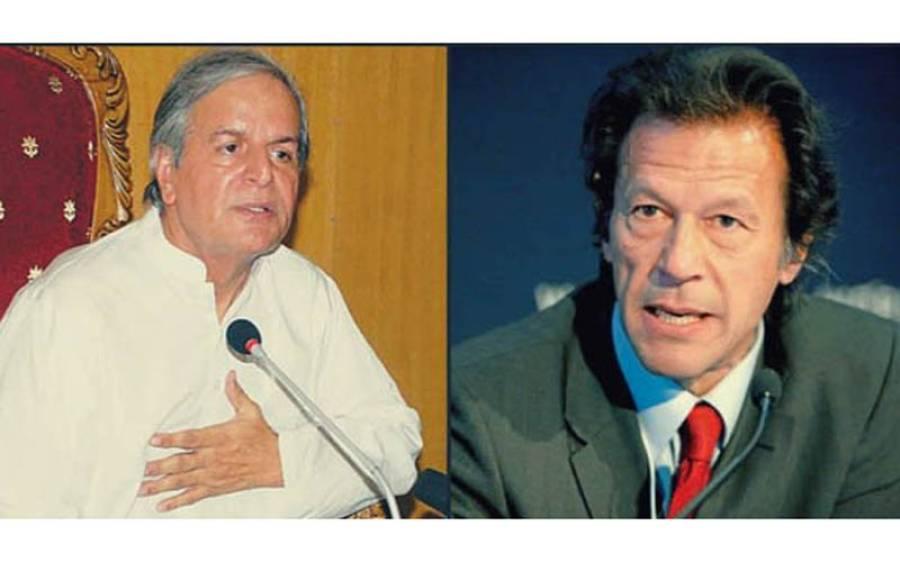 سینئر سیاستدان جاوید ہاشمی نے عمران خان سے دوبارہ دوستی کا دعویٰ کردیا
