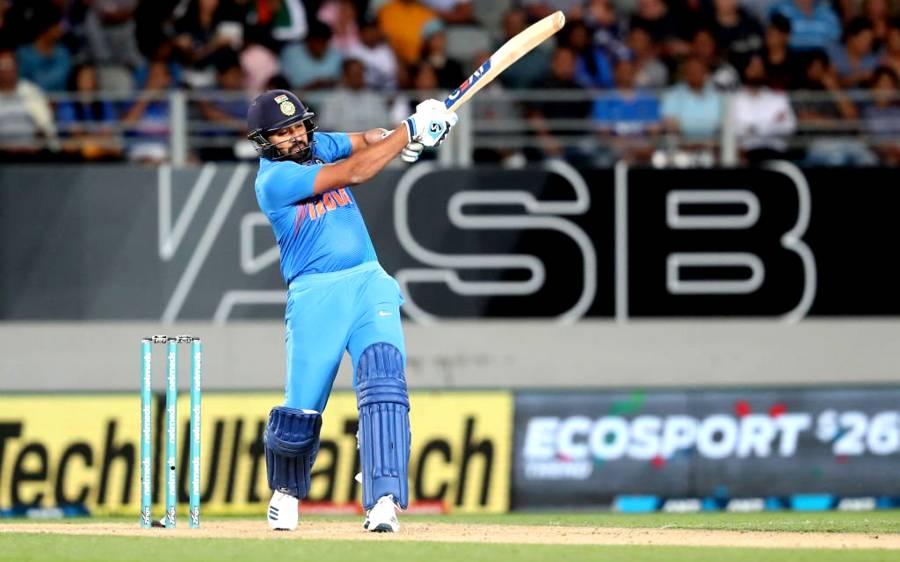 دوسرے ٹی 20 میں بھارت کے ہاتھوں نیوزی لینڈ کو شکست، سیریز 1-1 سے برابر