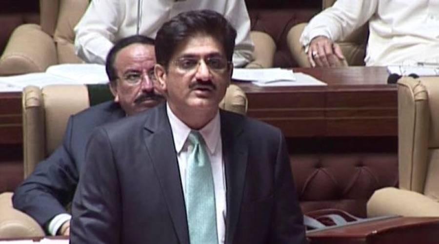 وزیراعلیٰ سندھ مراد علی شاہ اور گونرسندھ میں ٹھن گئی اور وجہ جان کر آپ بھی دنگ رہ جائیں گے