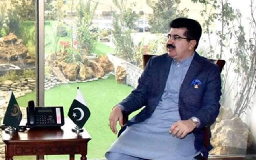 پاکستان اور ترکمانستان کے درمیان تعلقات کو معاشی تعاون اور پارلیمانی رابطہ کاری کے ذریعے مزید فروغ دیا جائے:صادق سنجرانی
