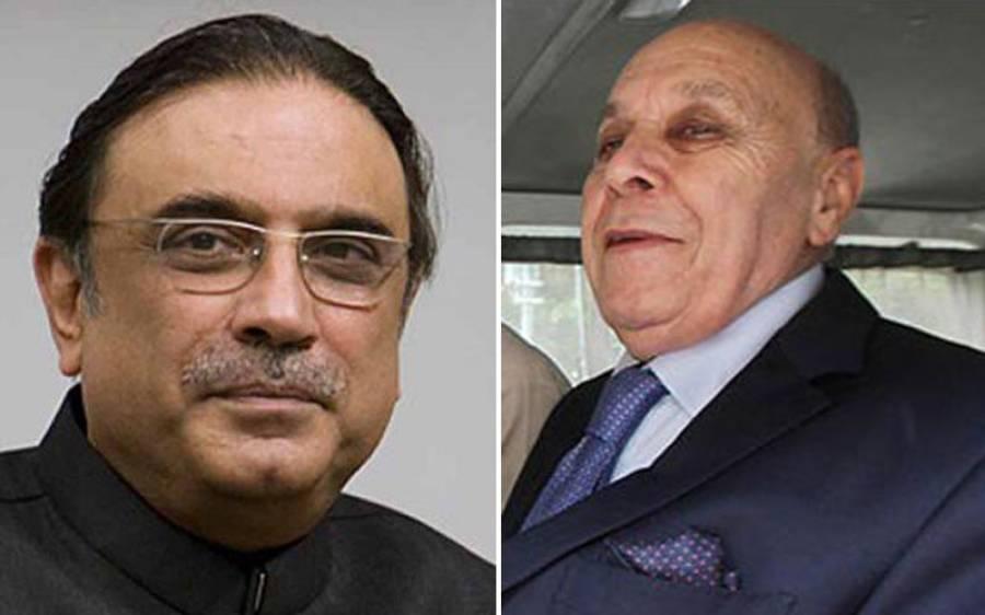 منی لانڈرنگ کیس ،ایف آئی اے نے سابق صدر آصف علی زرداری کے ایک اور قریبی ساتھی کو گرفتار کرلیا