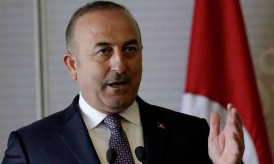 پاک بھارت کشیدگی: ترکی کی پاکستان کو تعاون کی یقین دہانی