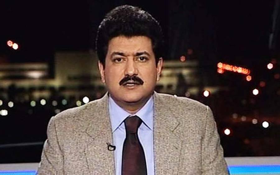 پاکستان نے جن بھارتی طیاروں کو گرایا وہ کیا کر نے کی کوشش کر رہے تھے ؟ حامد میر بتا دیا