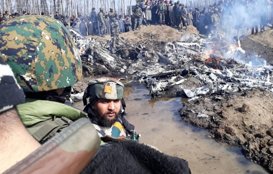 دو طیارے ہی نہیں بلکہ ہیلی کاپٹر بھی! غیر ملکی میڈیا نے بھارتیوں کے ہوش اڑا دئیے