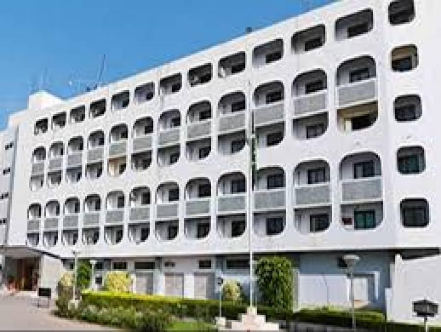 ایل او سی پربلااشتعال فائرنگ ،پاکستان نے بھارتی ہائی کمشنر کو دفتر خارجہ طلب کر لیا