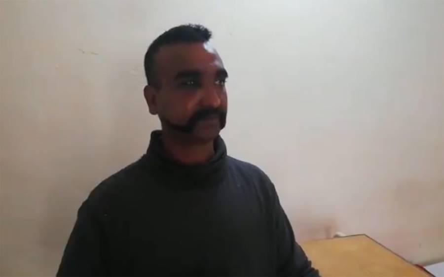 """"""" پاک فوج نے میرے ساتھ حسن سلوک کا مظاہرہ کیا، چائے بھی بہت اچھی ہے اور ۔۔۔ """" گرفتار بھارتی پائلٹ کا نیا ویڈیو پیغام منظر عام پر آگیا"""