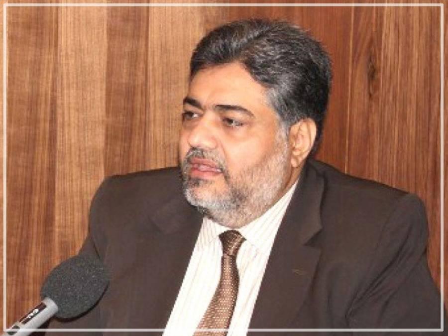 پنجاب کے نامزد وزیر اطلاعات صمصام بخاری آج اپنے عہدے کا حلف اٹھائیں گے