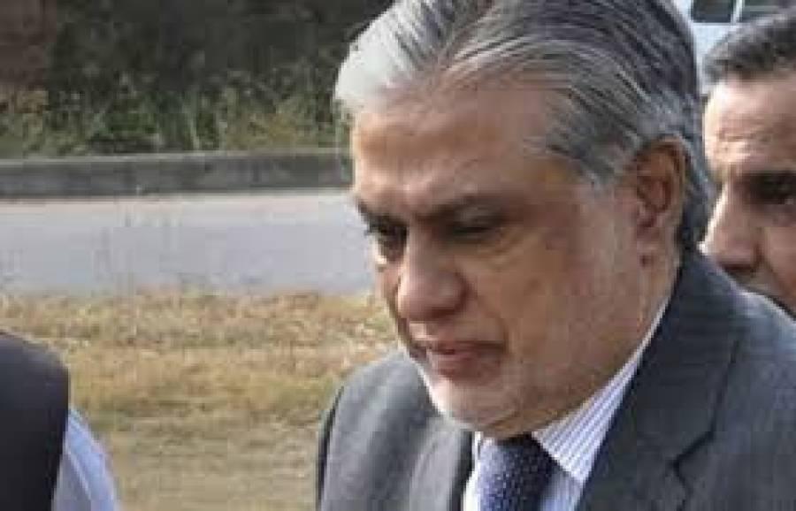 اسحاق ڈار کے خلاف اثاثہ جات ریفرنس ،گواہ سلمان سعید اور سدرہ منصور پر جرح مکمل