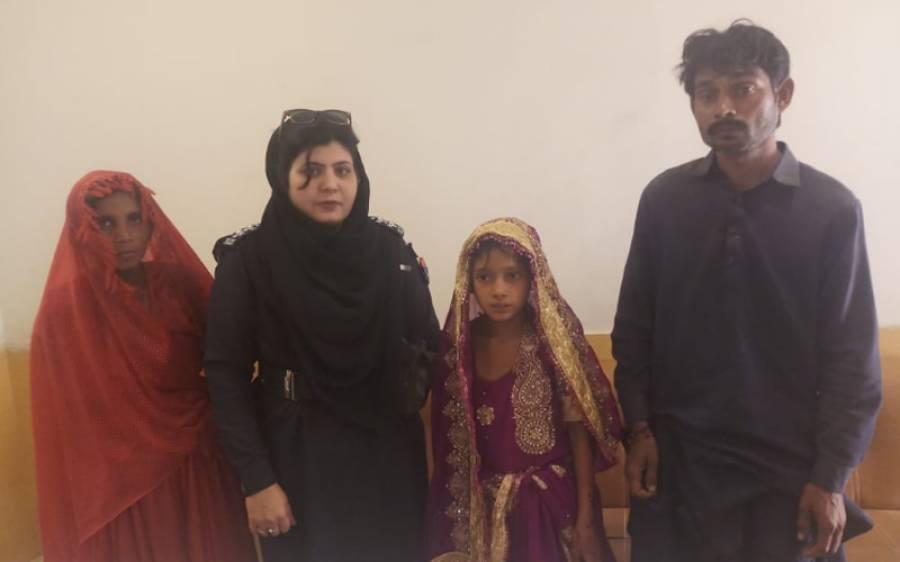 عمر کوٹ میں شادی کی تقریب میں لیڈی پولیس کا چھاپہ، دولہا گرفتار کرلیا گیا کیونکہ۔۔۔